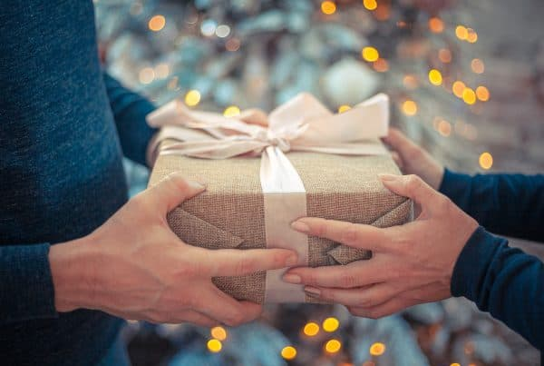 Irrevocable gift