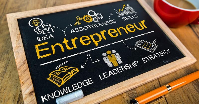 business entrepreneur