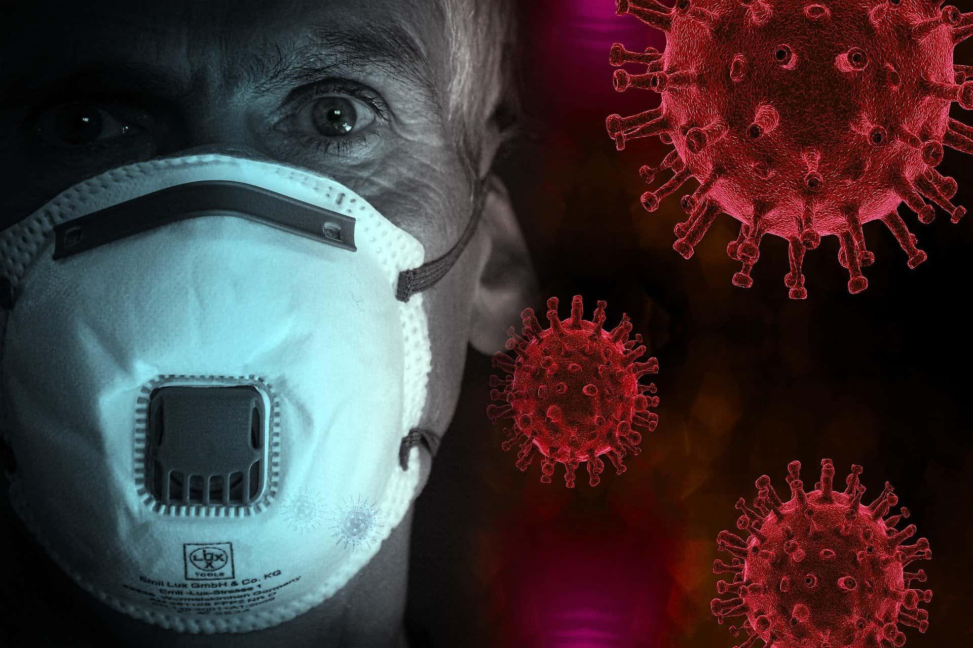 Covid-19 Corona Virus 21 Day Lockdown
