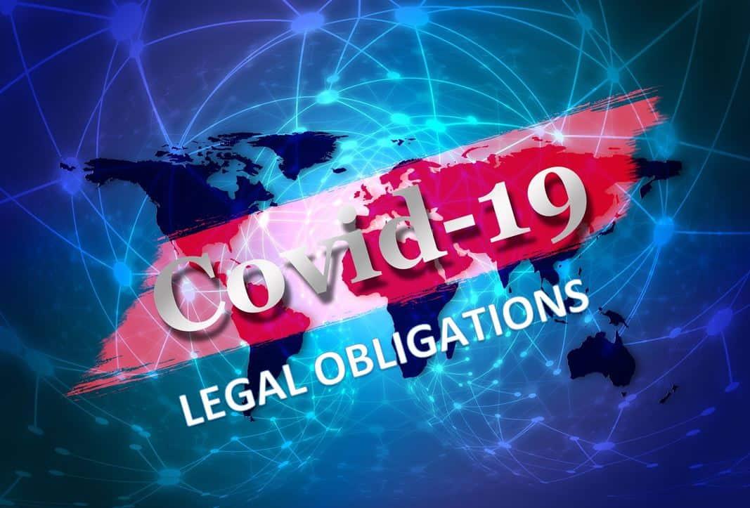 LEGAL OBLIGATIONS covid19