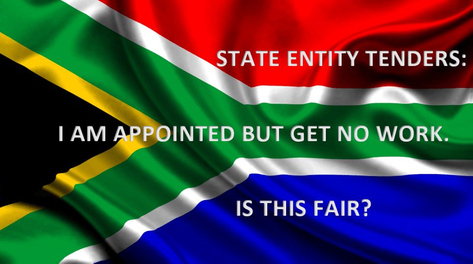 State Entity Tenders