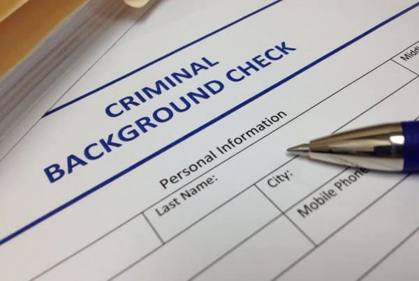 Clear criminal record