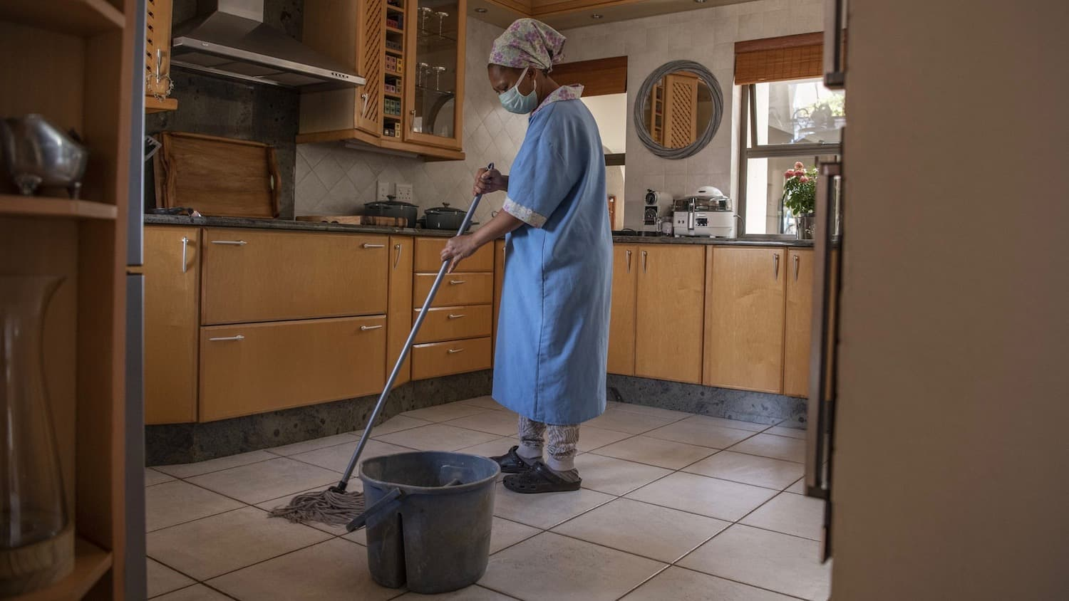 Domestic Workers can claim for being Injured On Duty