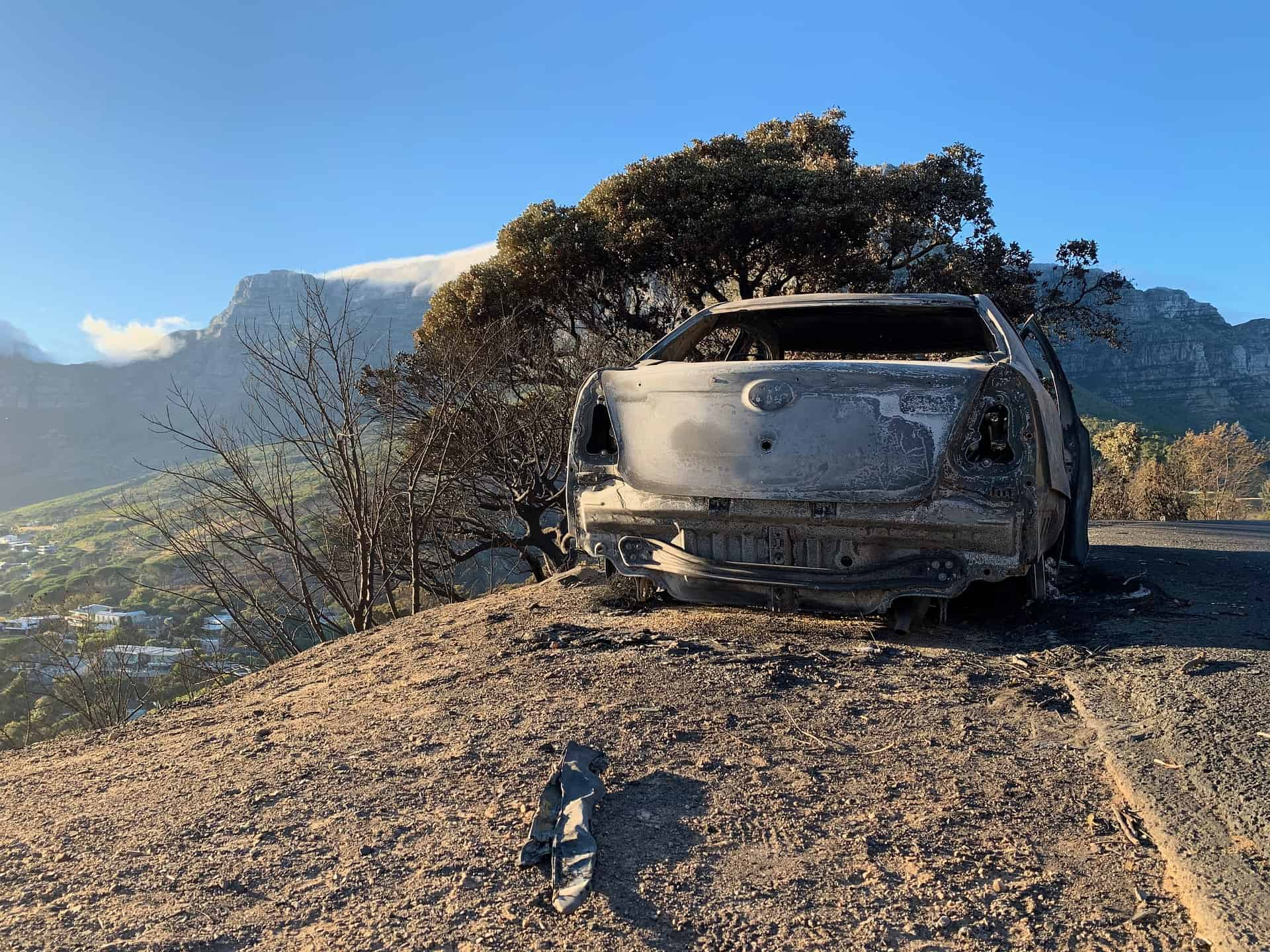 Arson is a Flaming Topic for Cape Town