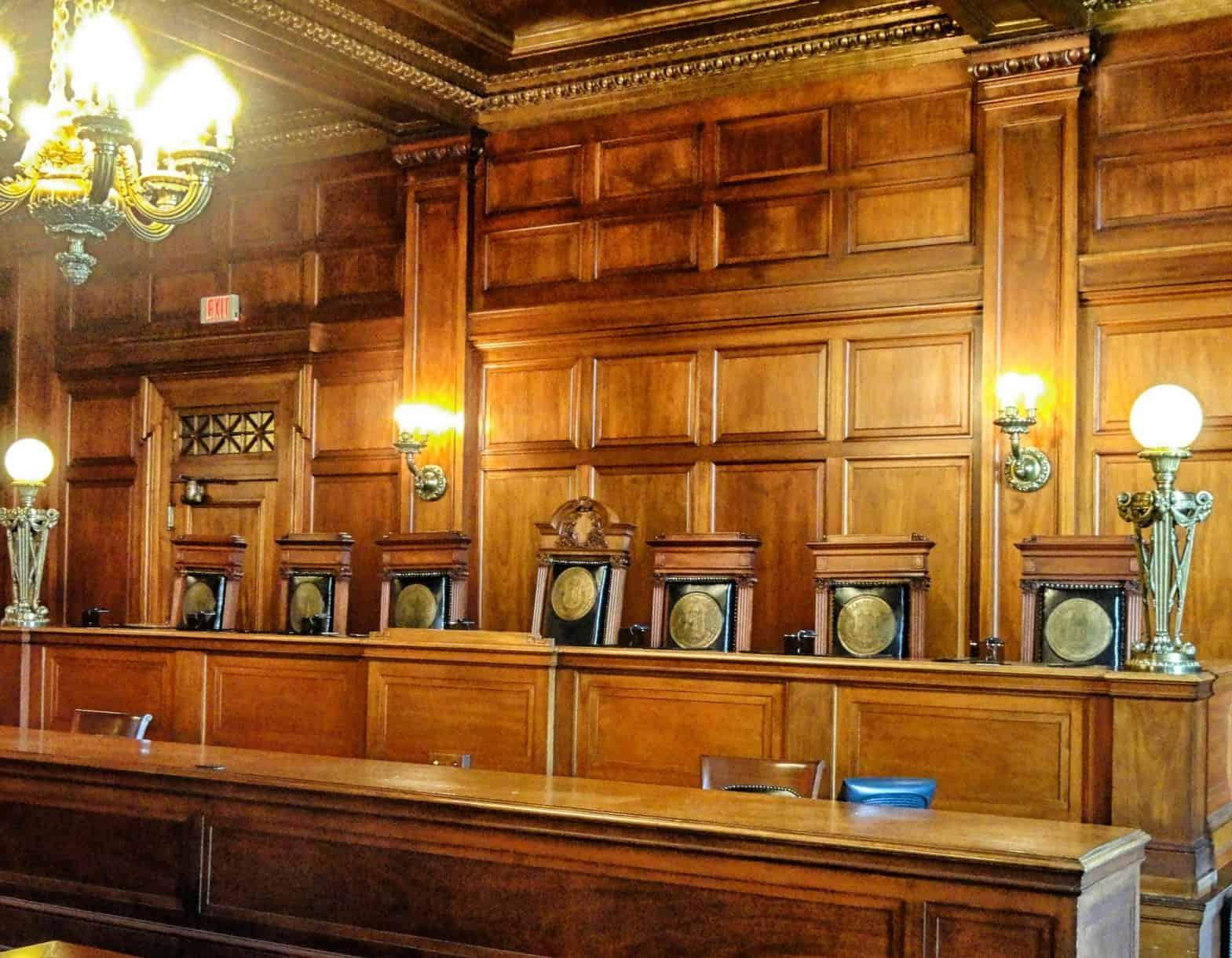 judicial bias