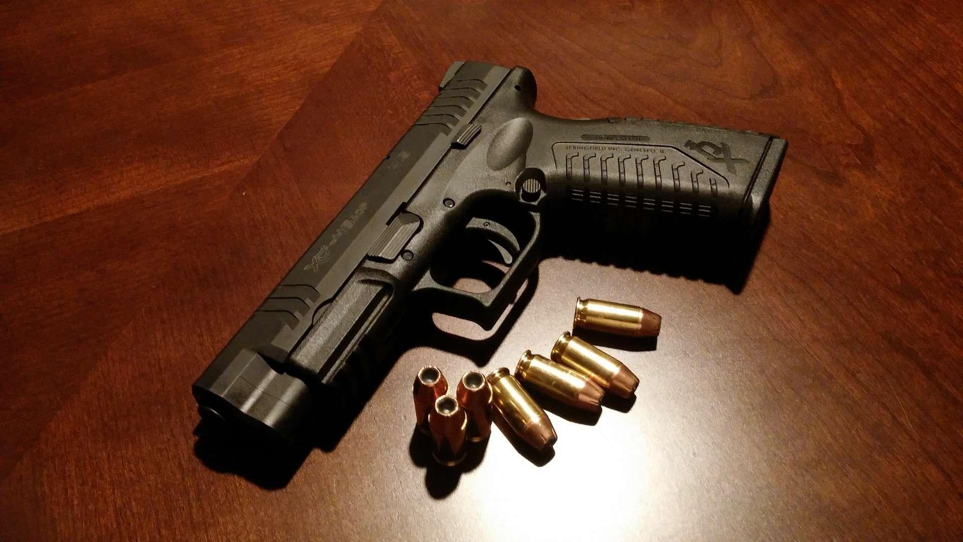 firearms control amendment bill